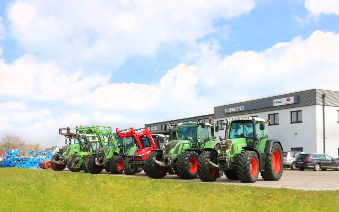 Landtechnikindustrie blickt vorsichtig in die Zukunft
