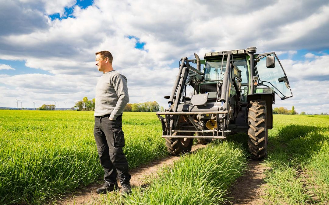 Zukunftserwartungen 2019 der Landwirte