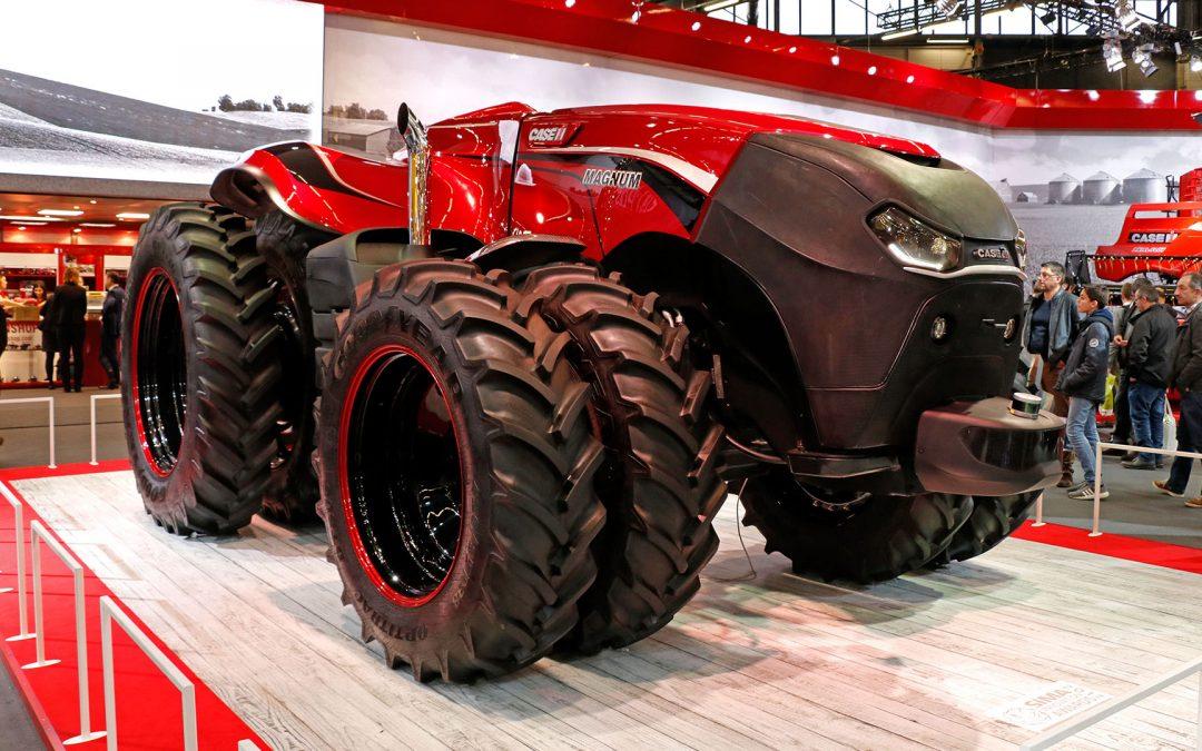 Traktor 2025: Digital, emissionsarm, bodenschonend