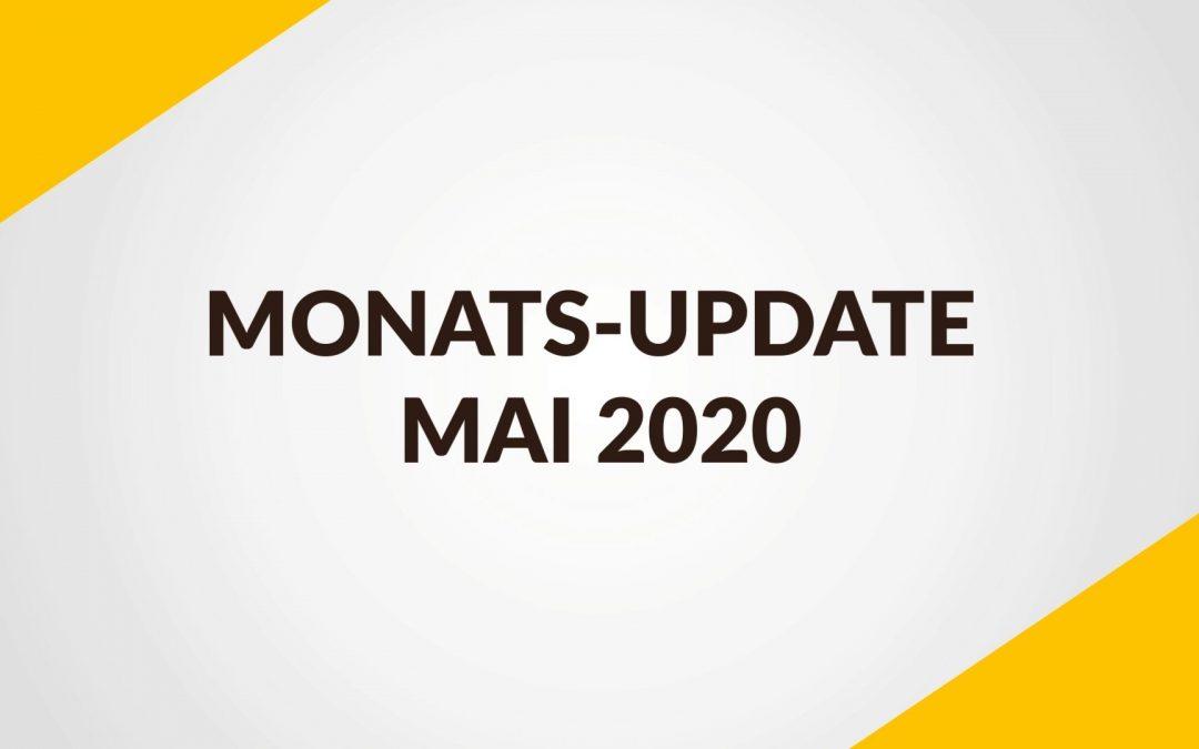 Agrar-Trends Monats-Update Mai 2020