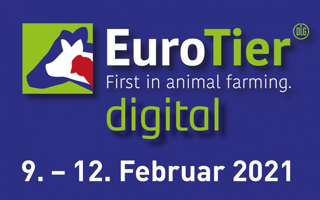 EuroTier 2021: Tierhaltung mutig weiterentwickeln